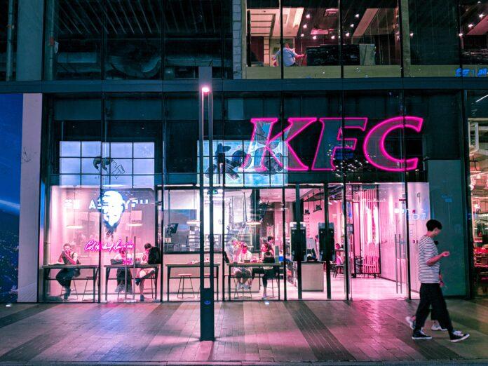 Vegan Fast Food KFC