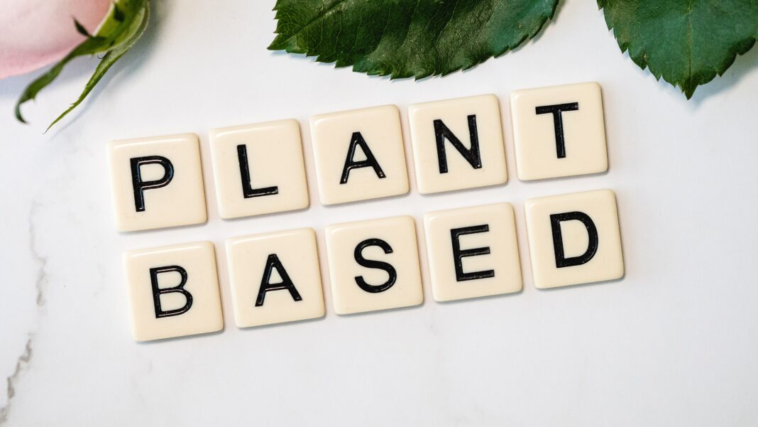 plant based and vegan diets