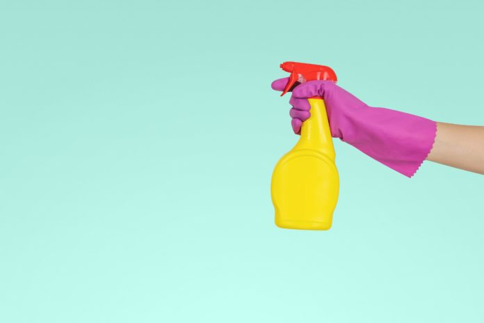 vegan-friendly cleaning products