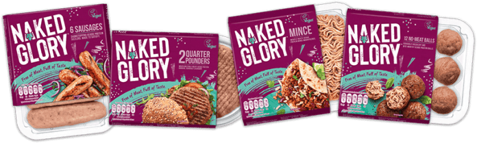 kerry group's vegan products