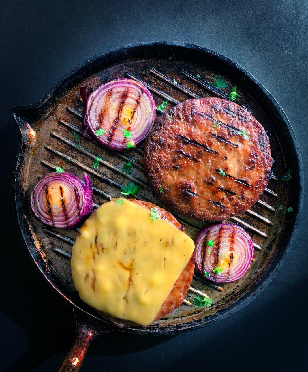 is vegan meat sustainable