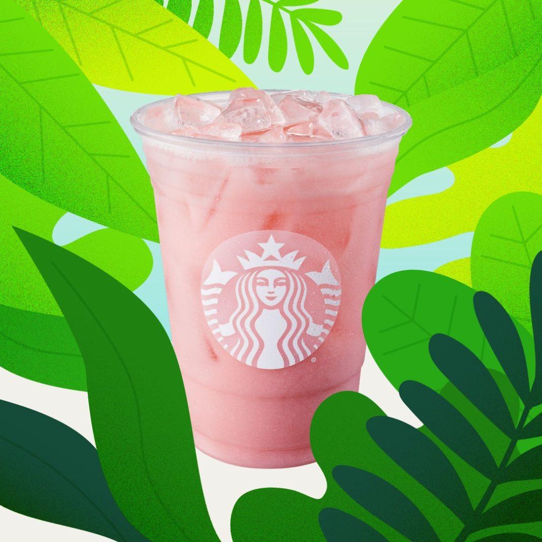 Starbucks Guava Passionfruit Drink