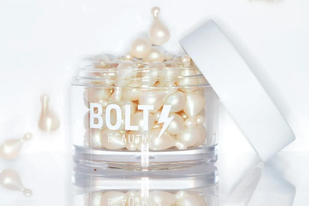 Bolt Beauty vegan skincare capsule