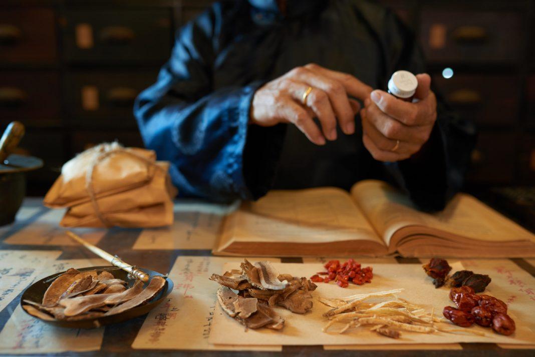 Chinese traditional medicine wildlife exploitation