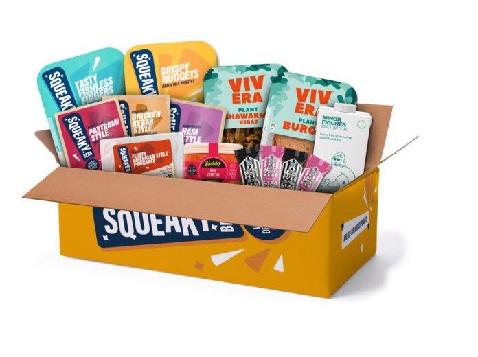 Vegan Delivery Box
