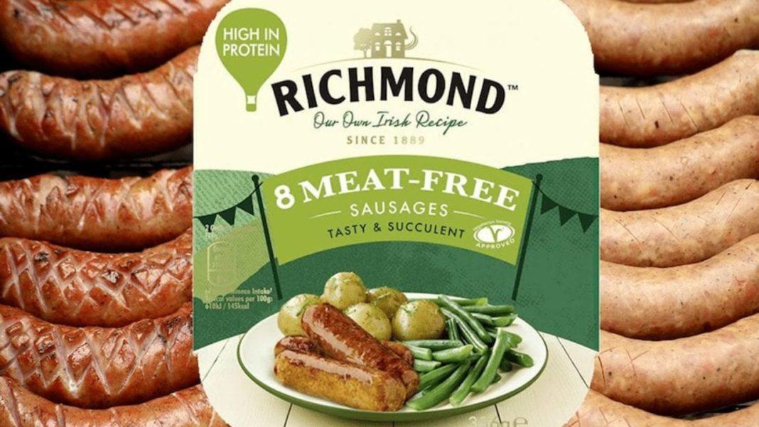 richmond vegan sausage