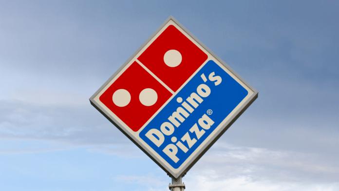 Domino's Vegan