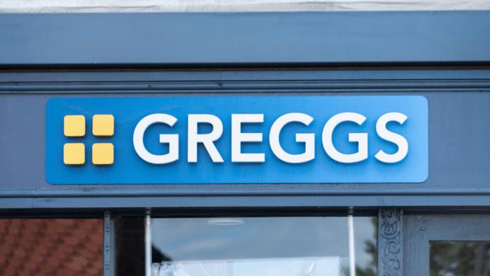Greggs vegan offerings