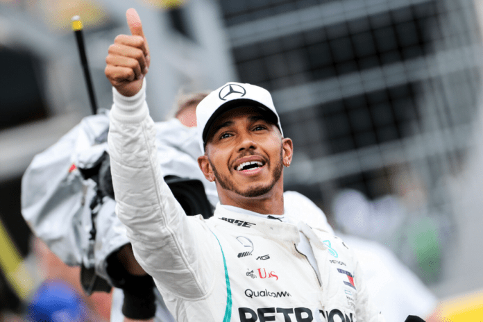 Vegan Athletes: Lewis Hamilton