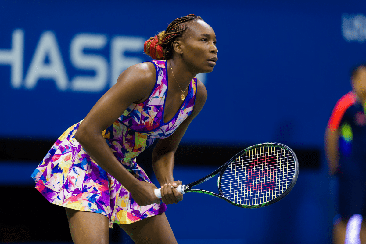 Is Venus Williams Vegan?