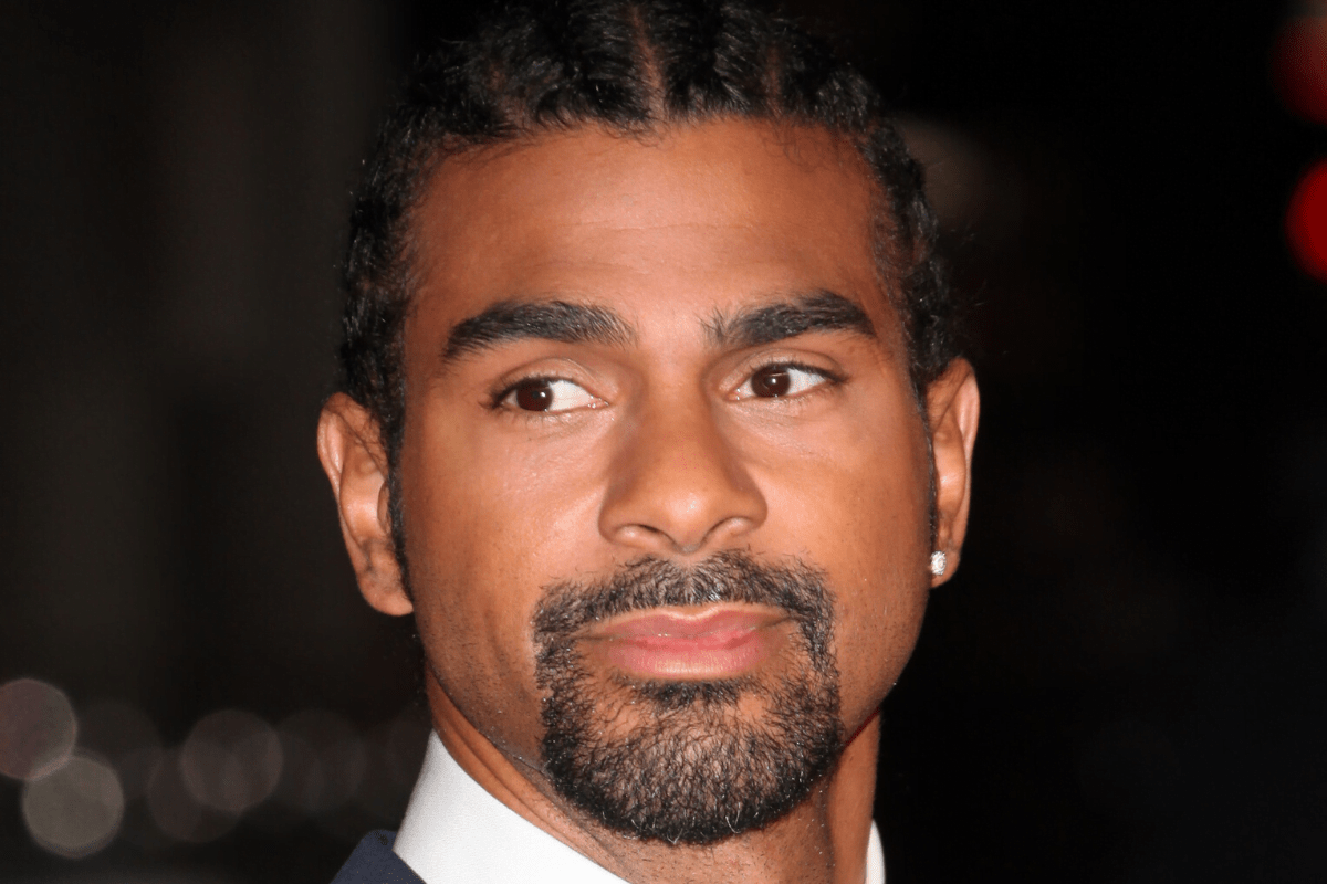 Is David Haye Vegan?