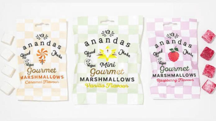 Ananda Foods Vegan Marshmallows