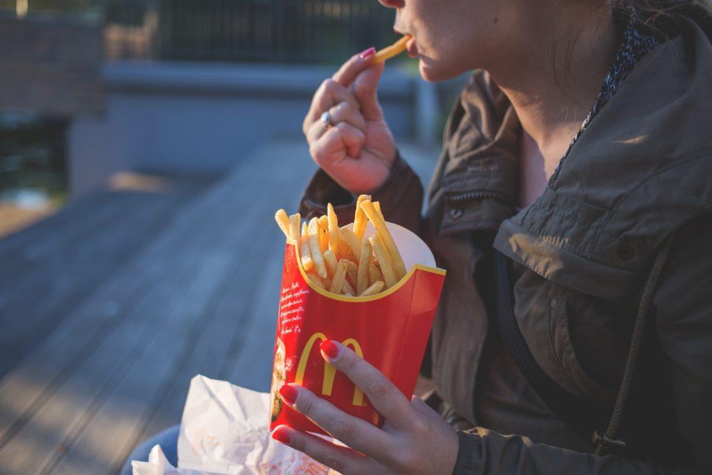 vegan fast food uk