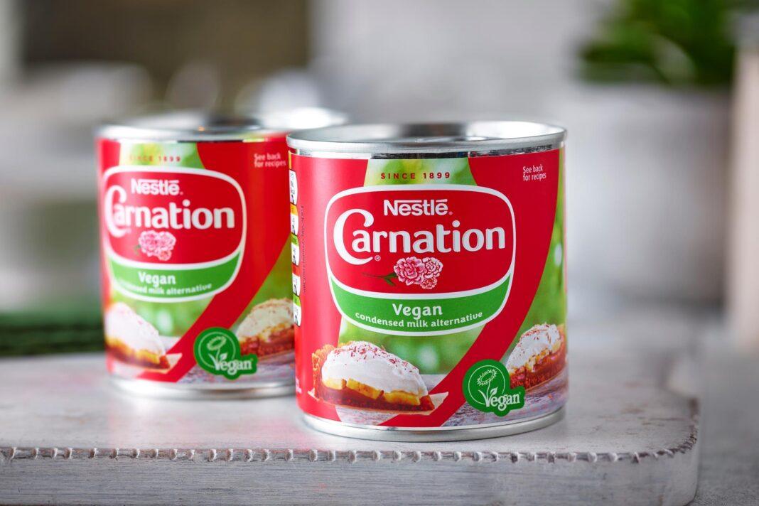 nestle vegan condensed milk