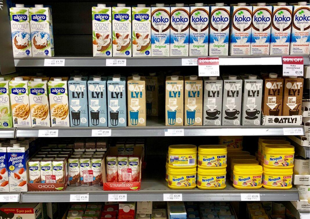 waitrose oat milk