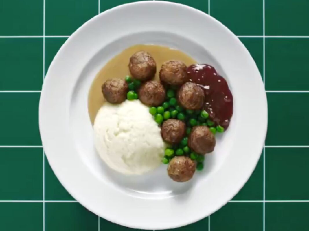 ikea vegan meatballs