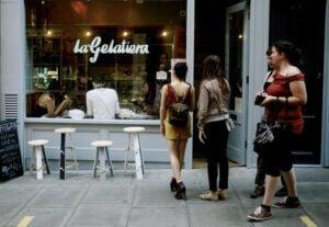 La Gelatiera vegan ice cream london