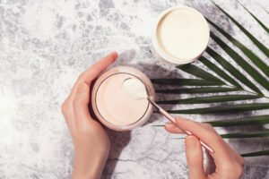 vegan beauty - non-vegan ingredient collagen