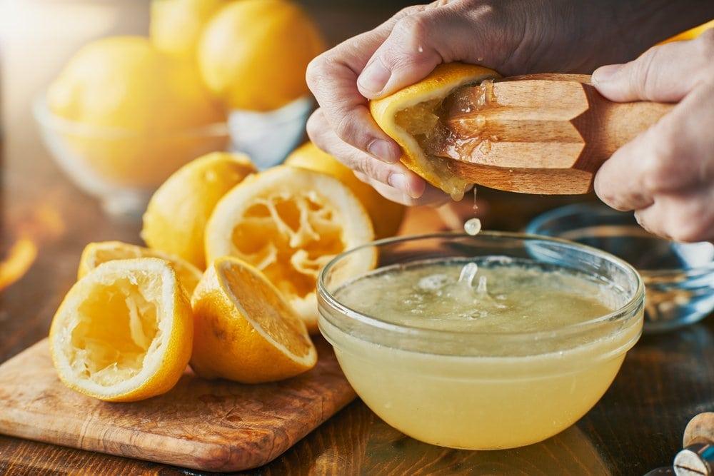 lemons egg substitute