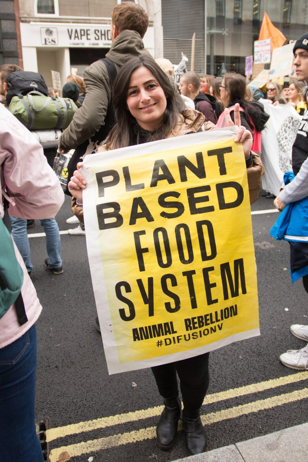 animal rebellion september protests