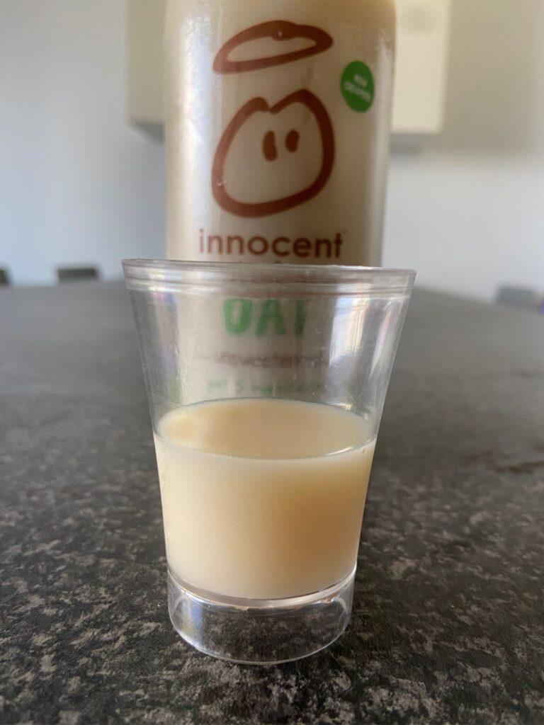 innocent oat milk