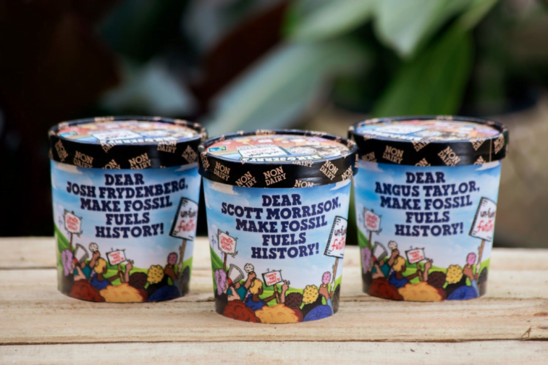 ben and jerry's climate change