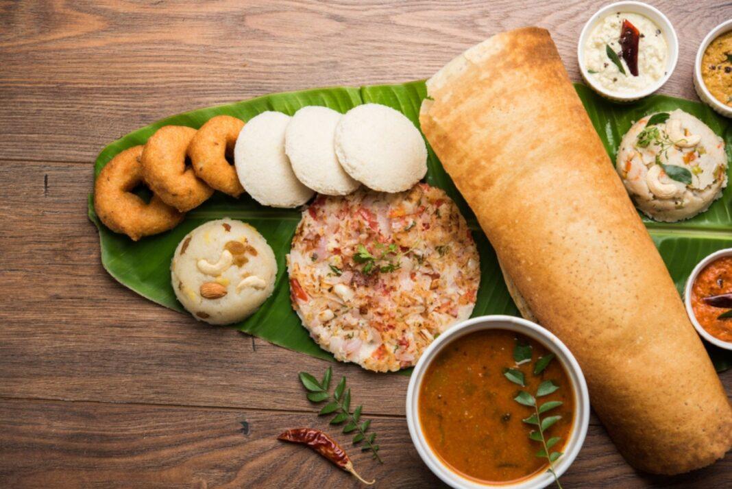 south indian vegan recipes