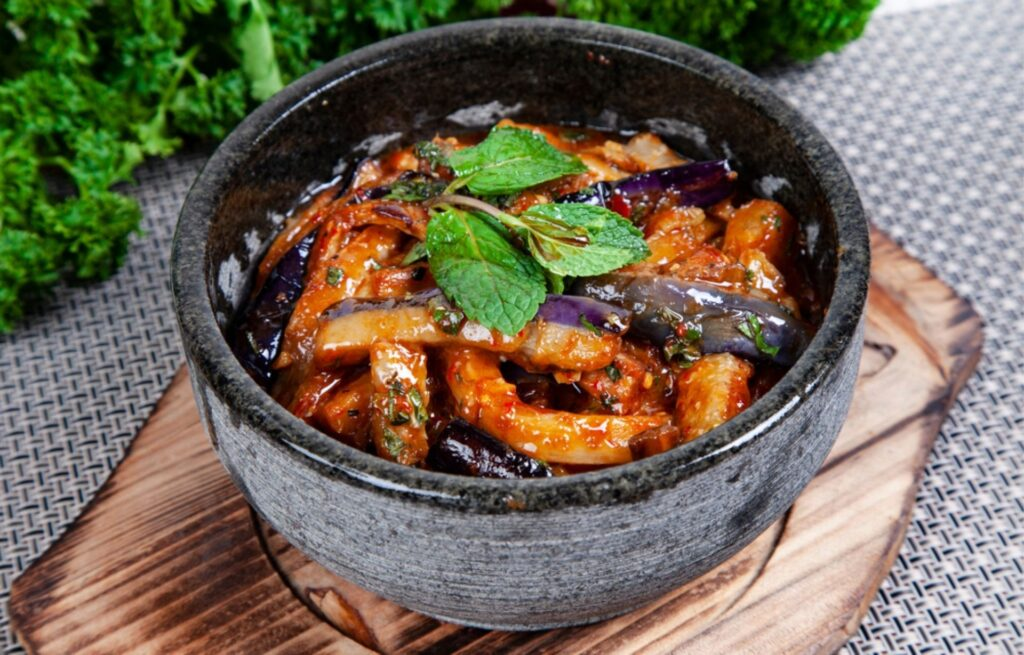 fish-fragrant eggplant