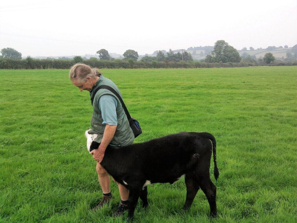 dairy farmers vegan