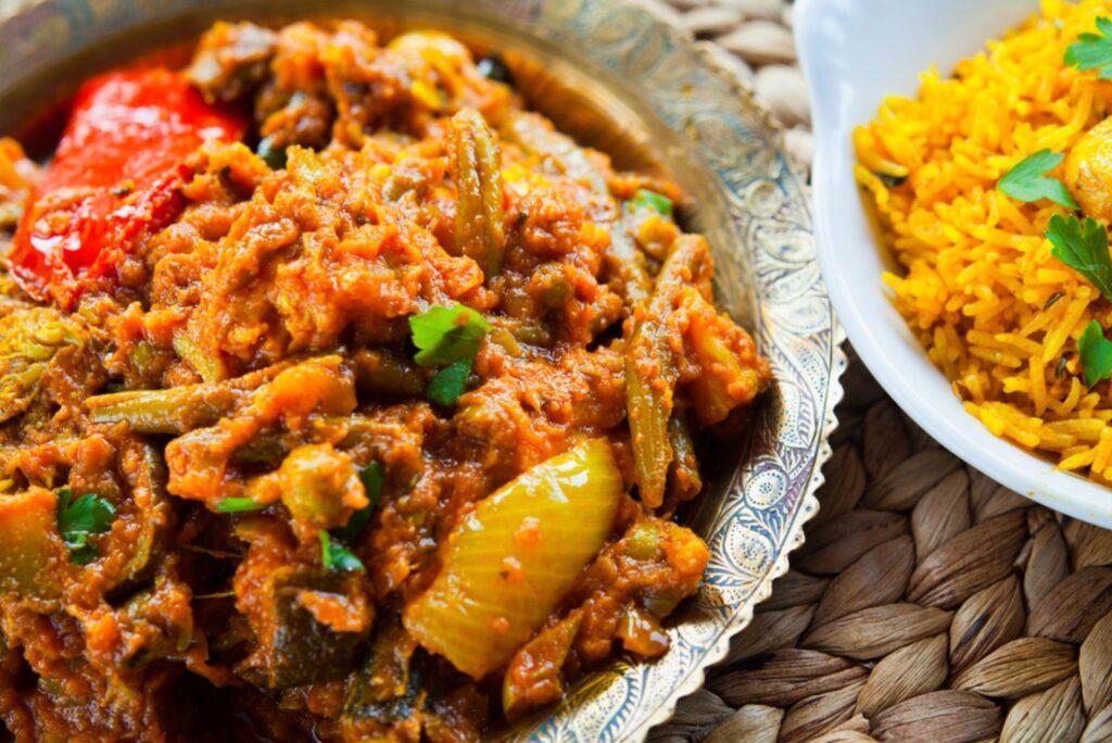 vegan pakistani dishes