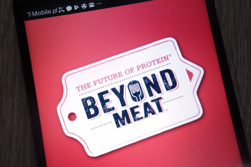 beyond meat ad