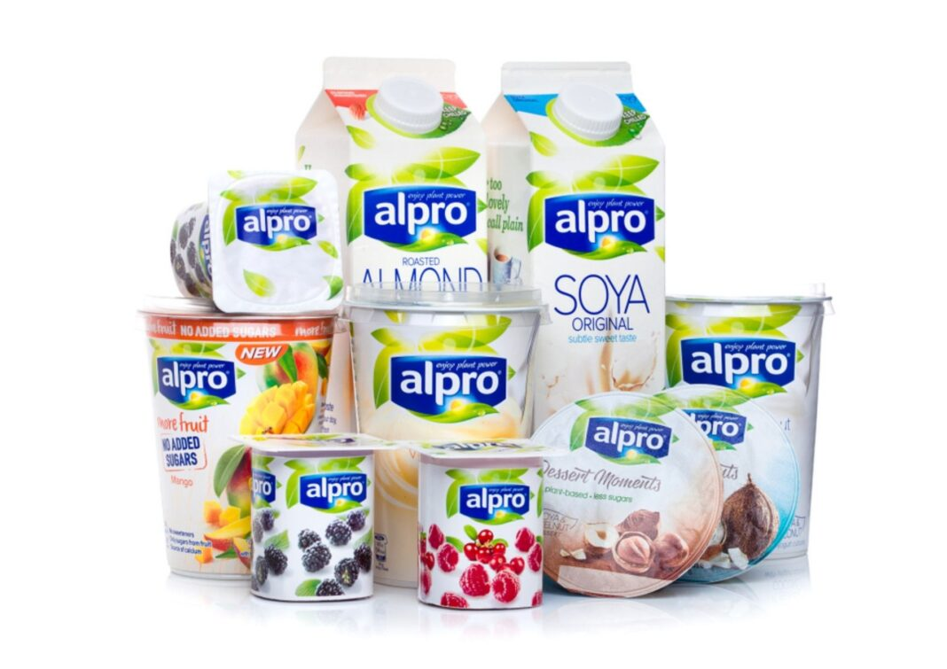 alpro sustainability