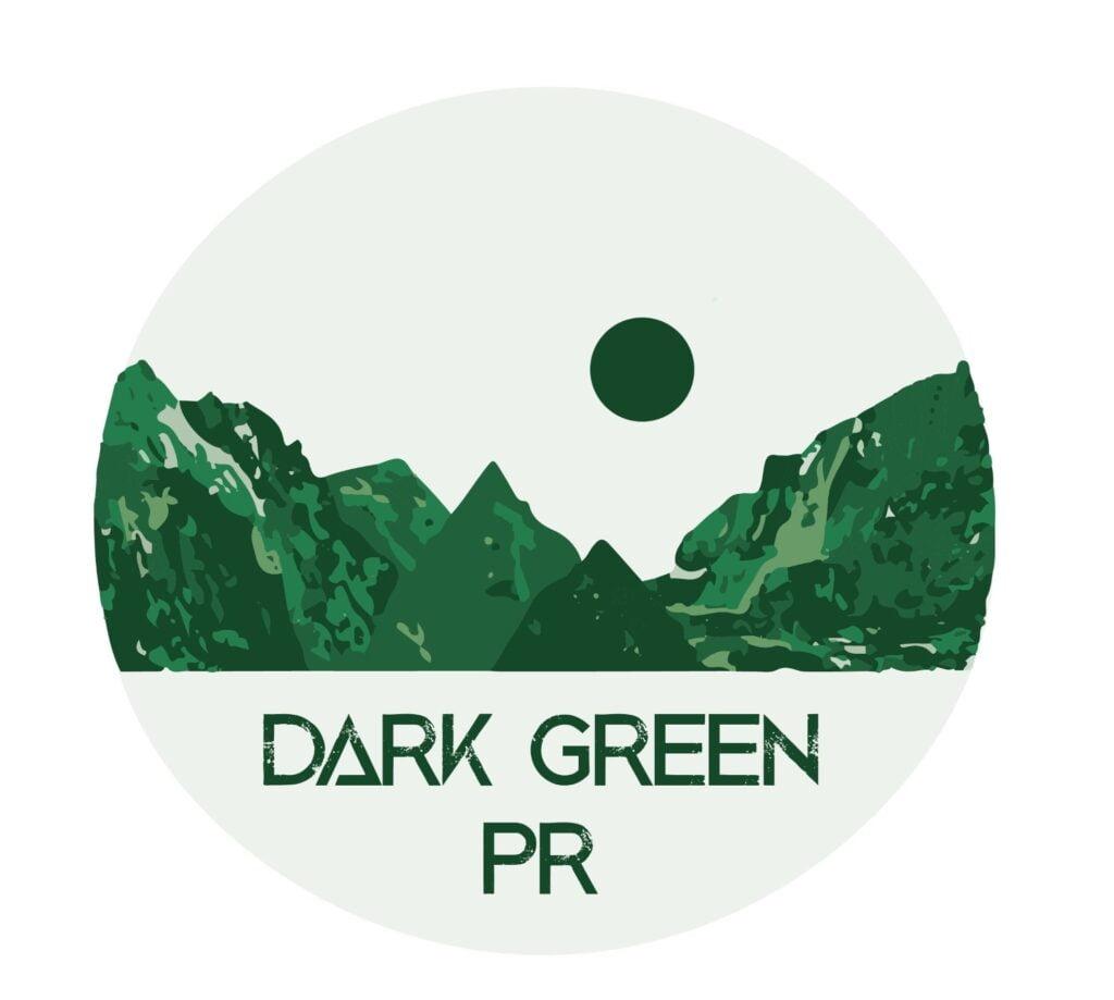 dark green pr