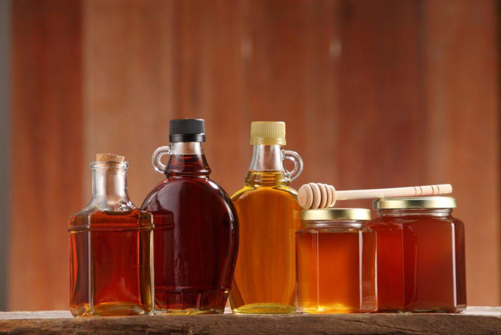 honey alternatives