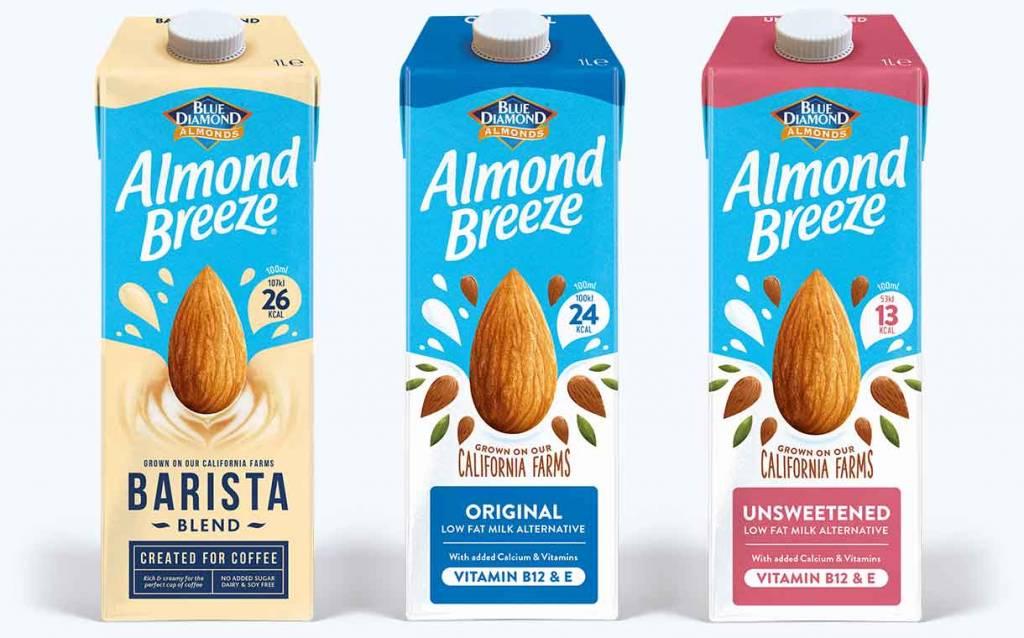 blue diamond almond breeze uk