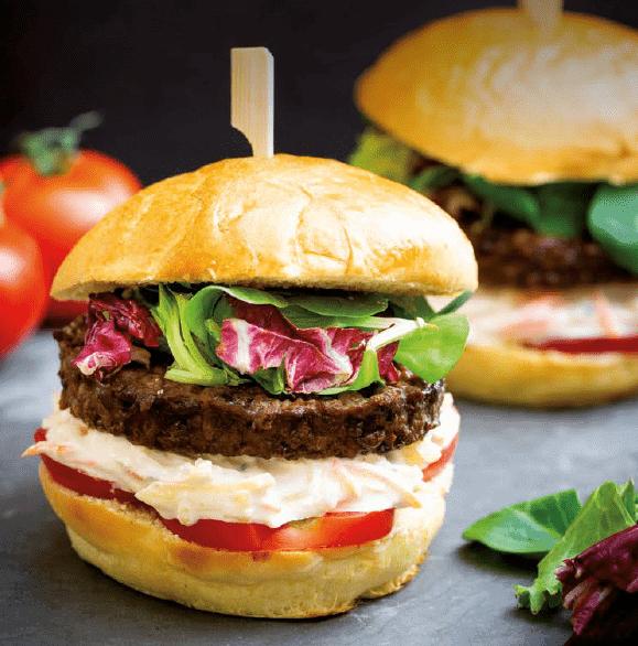 vegan hospital meals