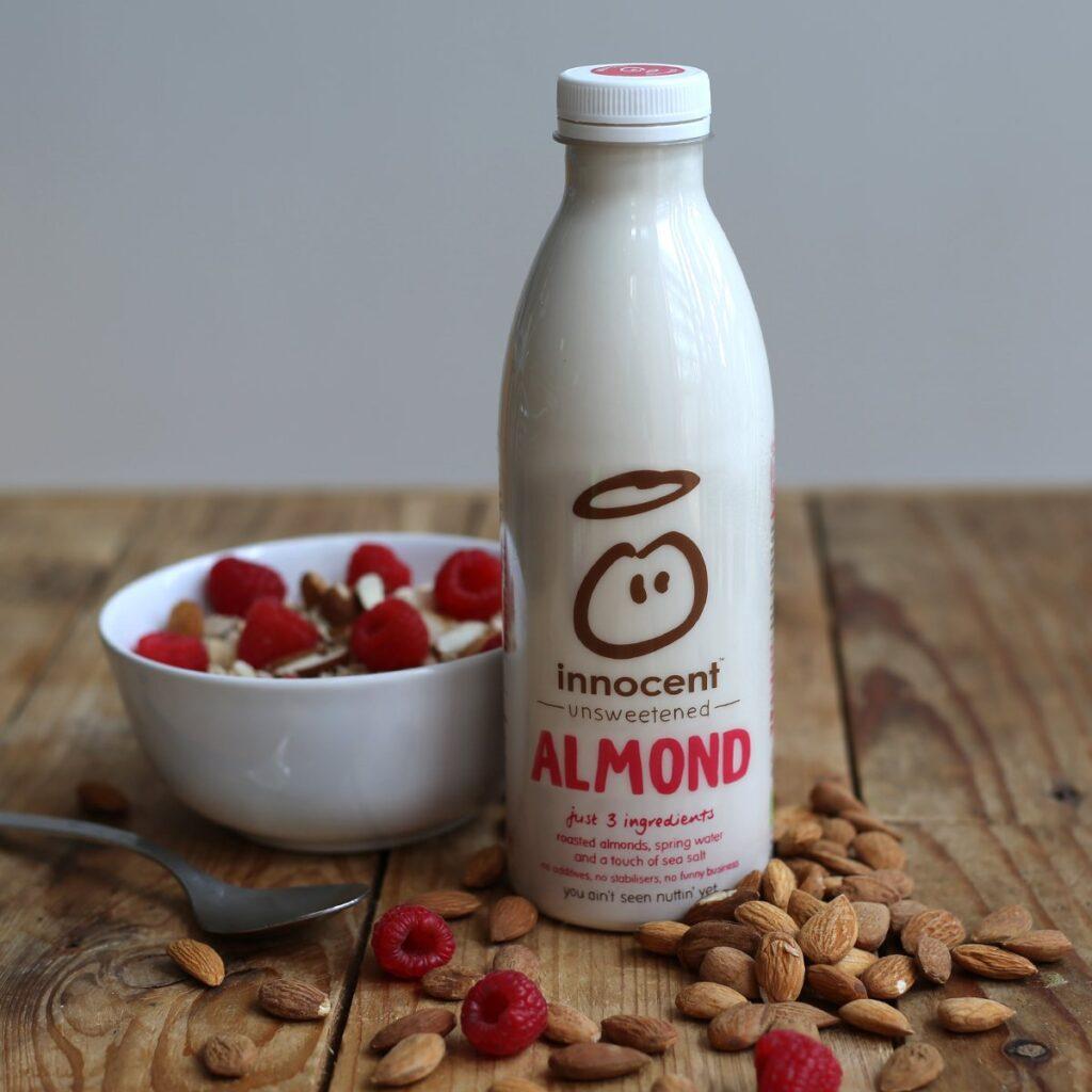almond milk uk