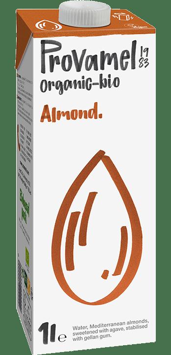 provamel almond milk