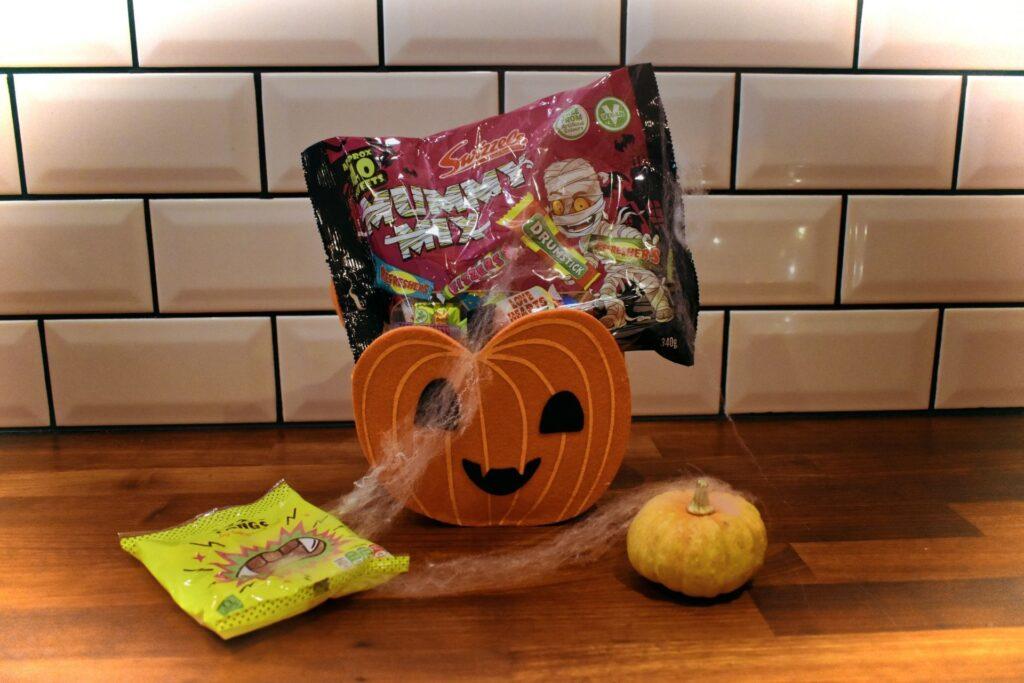 sainsbury's halloween vegan