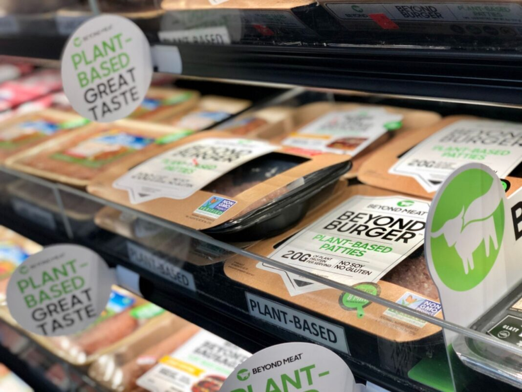 plant-based meat trends