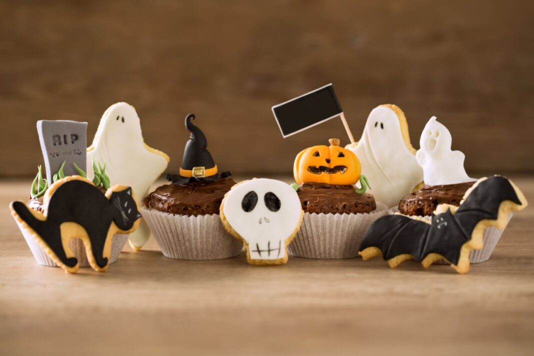 vegan halloween sweets 2020