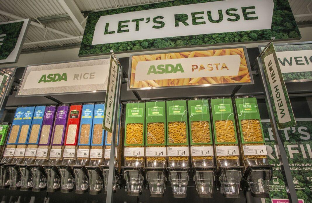 asda sustainable store