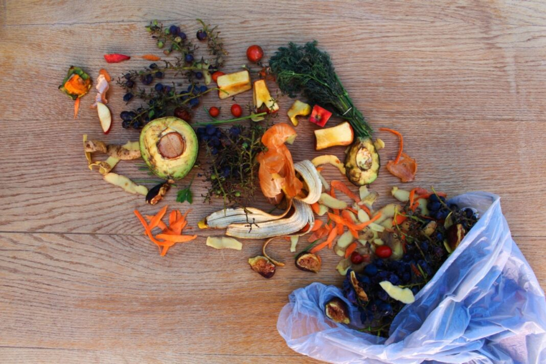 food waste climate change