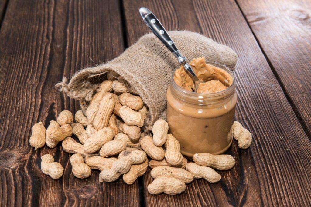 peanut butter vegan