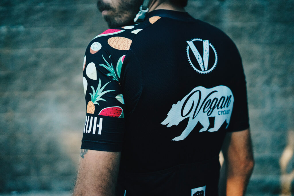 vegan cycling