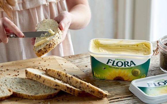 flora not vegan