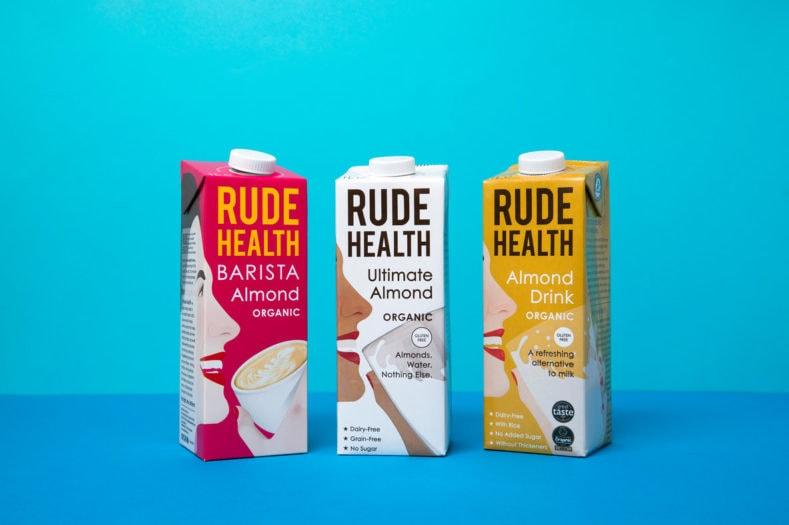 best almond milk uk