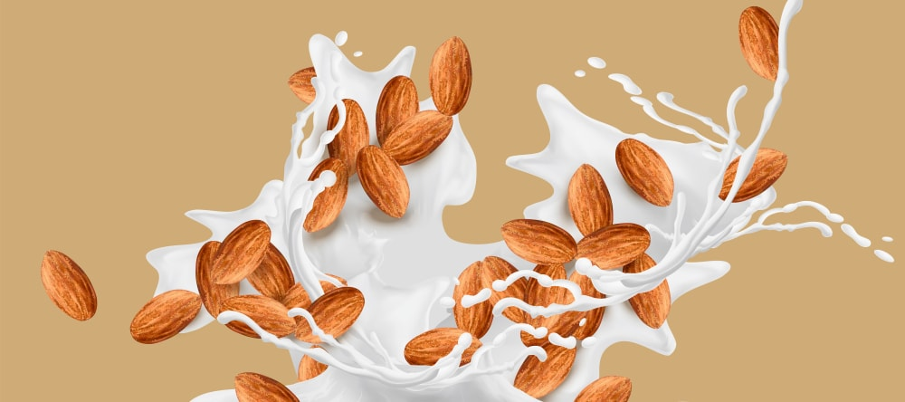 best almond milk uk 2020