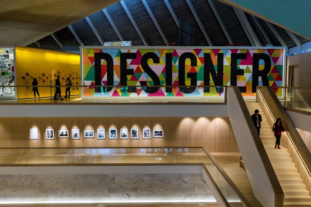 design museum exhibition