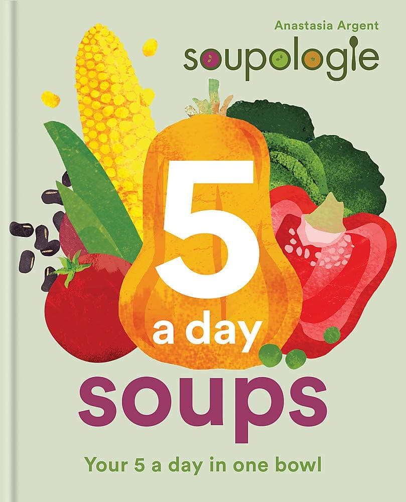 soupologie 5 a day book